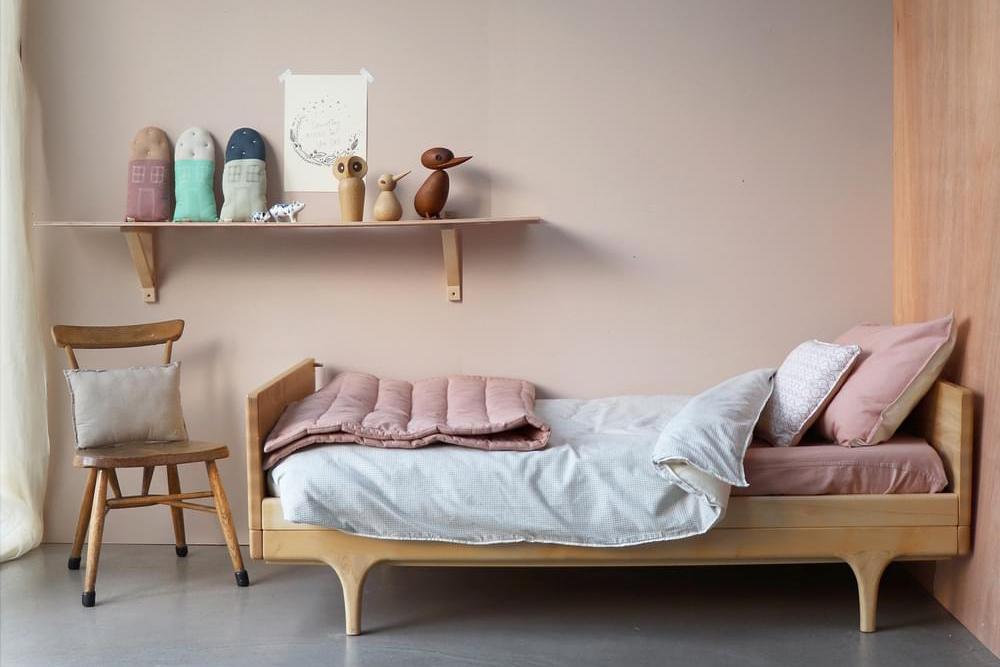 linge de maison scandinave parure de lit scandinave en. Black Bedroom Furniture Sets. Home Design Ideas