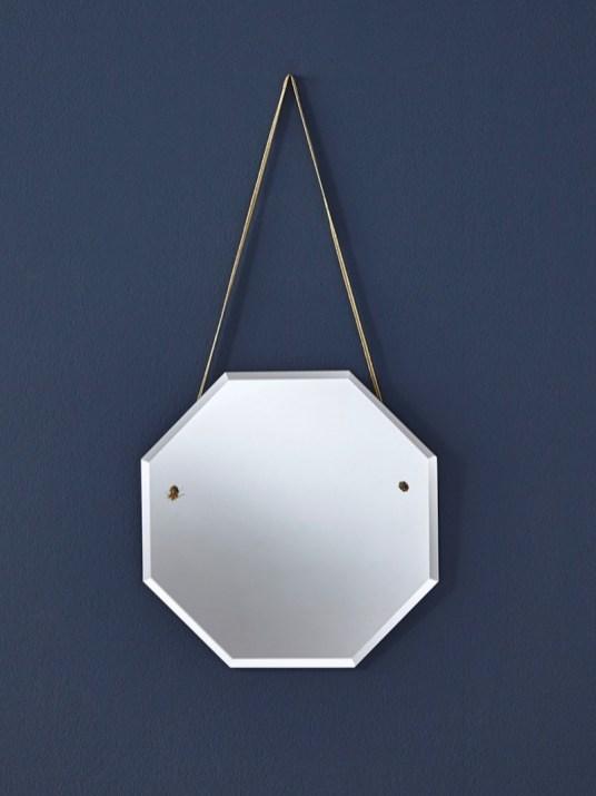 Inspirations et conseils d co pour un int rieur tendance for Miroir octogonal