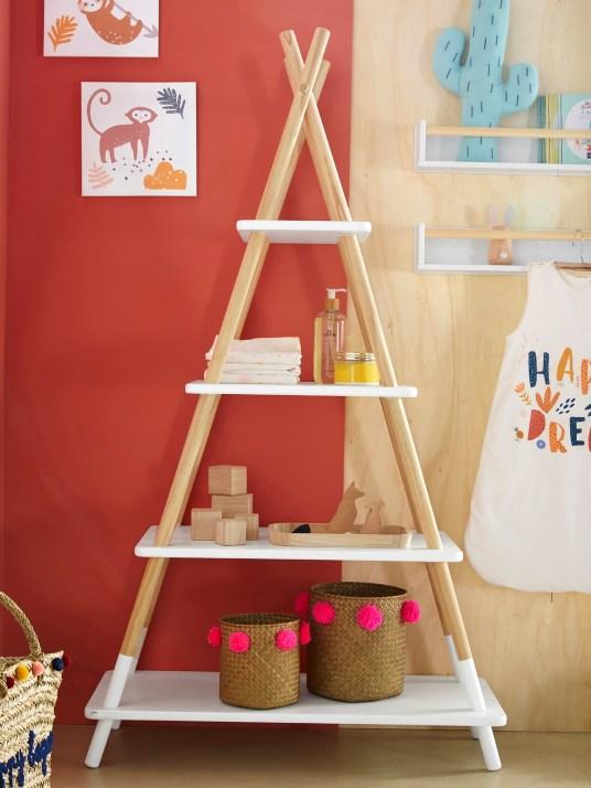 Accessoires de déco tendance pour la chambre des enfants Vertbaudet // Hëllø Blogzine blog deco & lifestyle www.hello-hello.fr