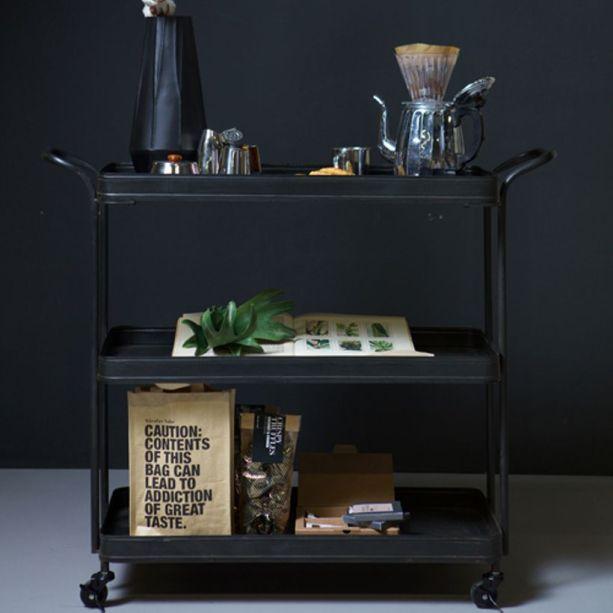 Réussir un bar cart ou bar à alcools digne de ce nom // Hëllø Blogzine blog deco & lifestyle www.hello-hello.fr