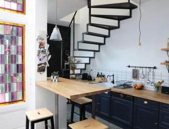Une maison lilloise // Hëllø Blogzine blog deco & lifestyle www.hello-hello.fr