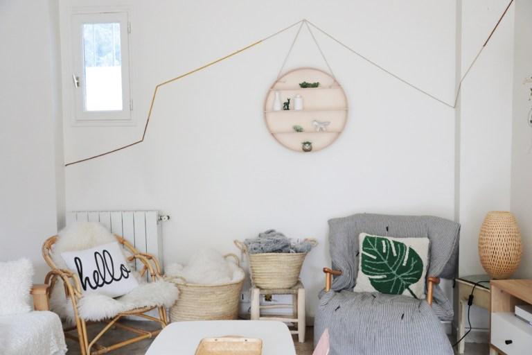 La maison slow life d'Emilie du blog Choufleur la Jolie Paillette // Hëllø Blogzine blog deco & lifestyle www.hello-hello.fr