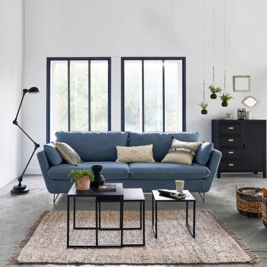 Des canapés ultra-confort pour buller // Hellø Blogzine - blog déco lifestyle - www.hello-hello.fr
