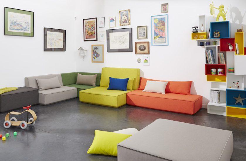 Canapé pour buller devant Netflix // Hellø Blogzine blog deco & lifestyle www.hello-hello.fr