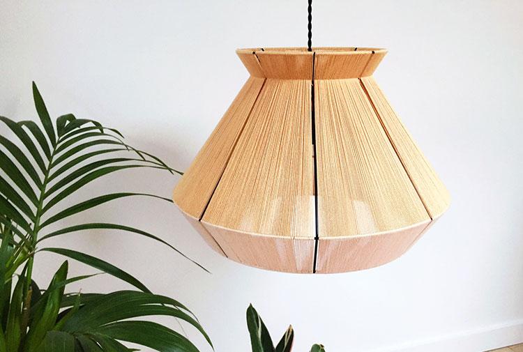 Lampes suspensions Maison Paloma