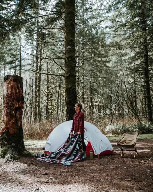 Idées de camping chic // Hëllø Blogzine blog deco & lifestyle www.hello-hello.fr
