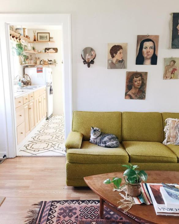 Inspirations déco vintage folk// Hëllø Blogzine blog deco & lifestyle www.hello-hello.fr