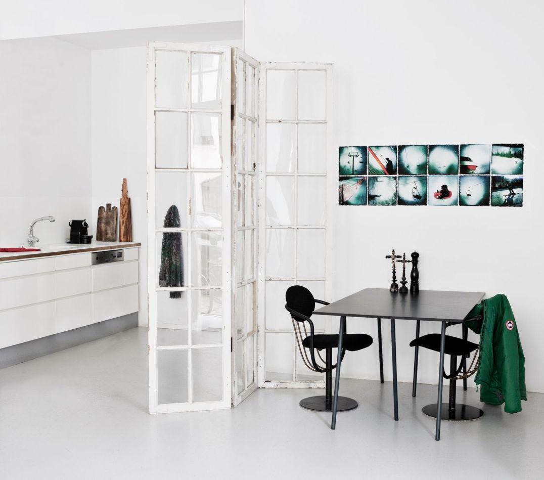 10 astuces très deco pour diviser l'espace// Hëllø Blogzine blog deco & lifestyle www.hello-hello.fr