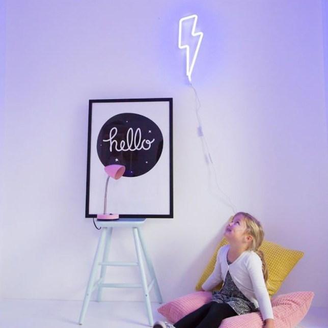 lampe-neon-eclair