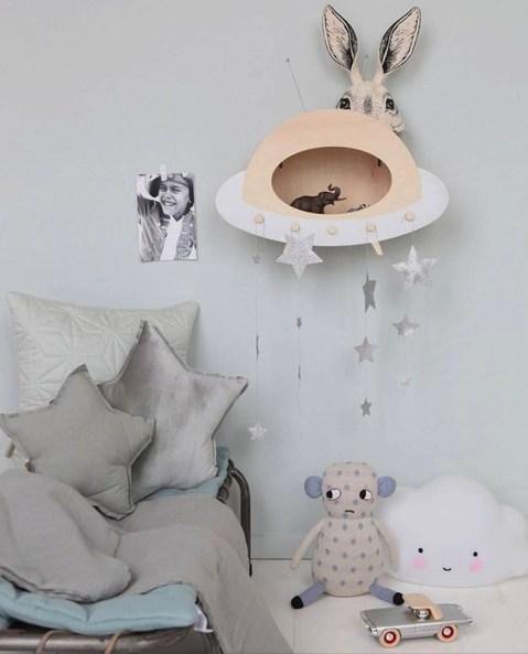 Etagere ovni pour enfant Up Warsaw // Hellø Blogzine - Blog Deco Lifestyle