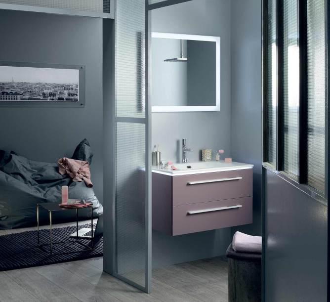 Conseils pour aménager une petite salle de bain // Hellø Blogzine blog deco & lifestyle www.hello-hello.fr