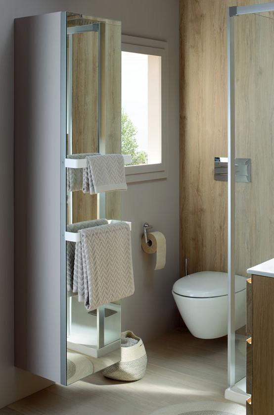 5 conseils pour aménager une petite salle de bain - Hëllø ...