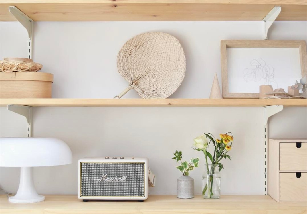 La décoration toute douce de My Little Three, instamum au Japon // Hellø Blogzine blog deco & lifestyle www.hello-hello.fr