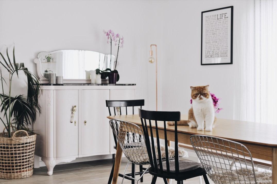 Visite déco de la maison lumineuse de Jessica du blog Zess // Hëllø Blogzine blog deco & lifestyle www.hello-hello.fr
