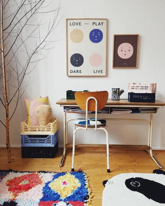 Visite pop design chez Donnerstagsonntag // Hello Blogzine - Blog déco Lifestyle - www.hello-hello.fr