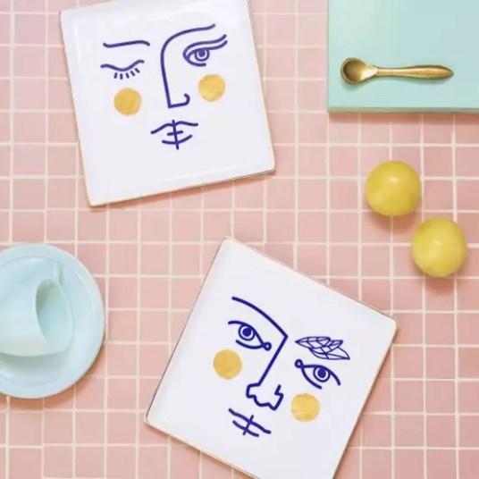 Tendance déco visage // Hellø Blogzine blog deco & lifestyle www.hello-hello.fr