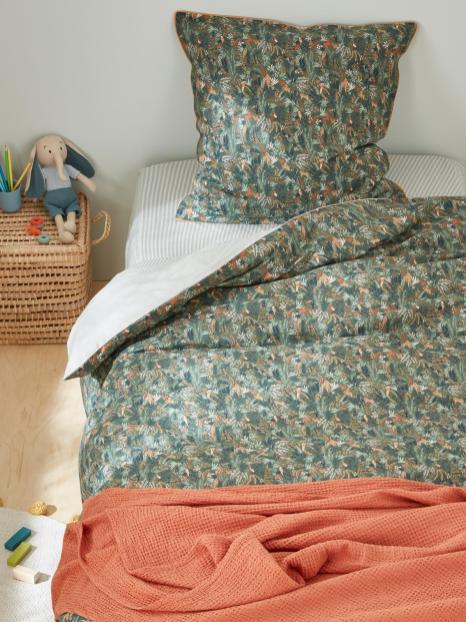 Bela roupa de cama para crianças // Hellø Blogzine blog de deco e estilo de vida www.hello-hello.  Fr