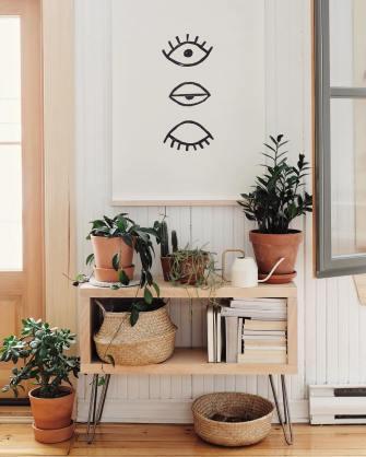 Shopping déco rustique et épuré inspiré de l'Instagram Brook and Peony // Hellø Blogzine blog deco & lifestyle www.hello-hello.fr