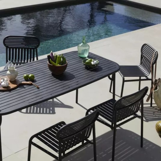 Où trouver du beau mobilier de jardin pour buller sur sa terrasse ?