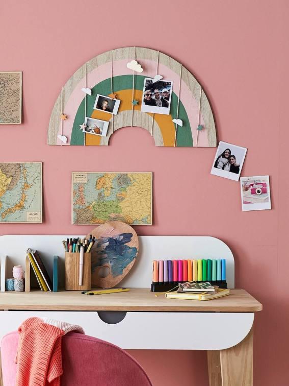 Rainbowmania : tendance arc en ciel chez les kids // Hellø Blogzine - Blog déco Lifestyle - www.hello-hello.fr