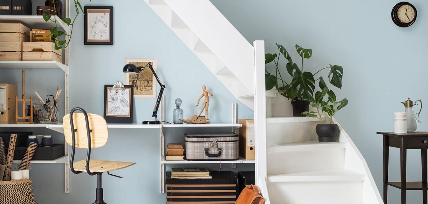 Dressing Sous Escalier Ikea comment optimiser l'espace sous l'escalier ? - hëllø blogzine