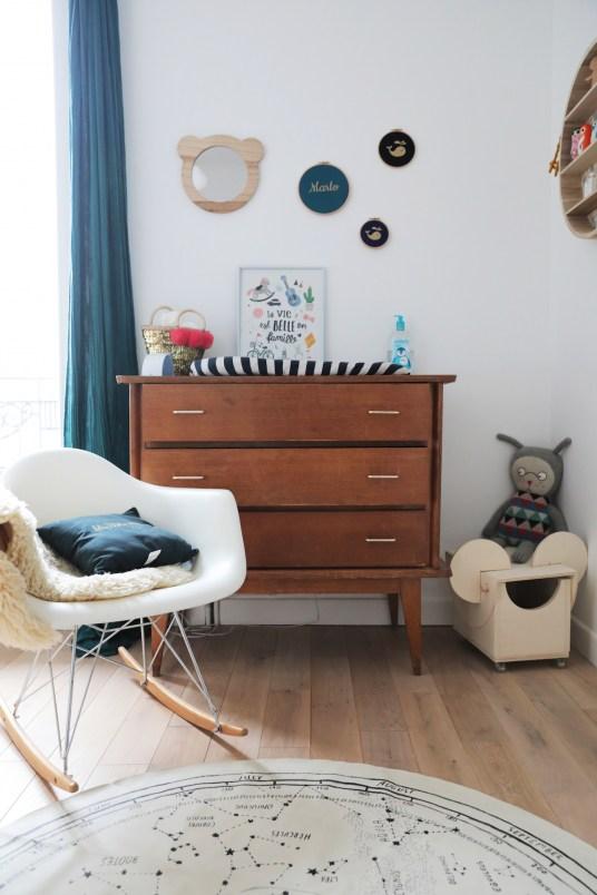 Visite privée de la maison familiale de Eve, du blog Mini Reyve // Hellø Blogzine blog deco & lifestyle www.hello-hello.fr
