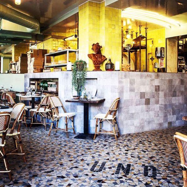 Pizzerias instagrammables à Paris // Hellø Blogzine blog deco & lifestyle www.hello-hello.fr
