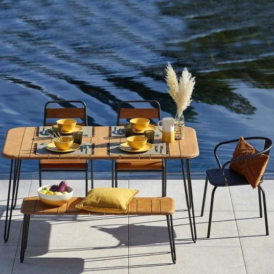 Table pliante, 399 €