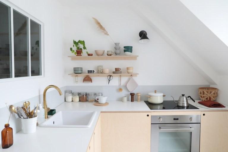 Comment réaliser une cuisine en CPT // Hellø Blogzine blog deco & lifestyle www.hello-hello.fr