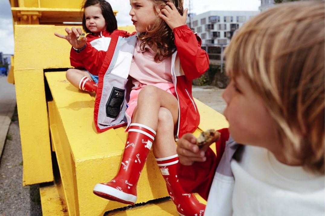 Les Collabs enfants de la rentrée 2019 - Aigle x Mathilde Cabanas // Hellø Blogzine - Blog déco Lifestyle - www.hello-hello.fr