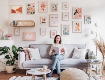 Visite déco dans l'appartement au style scandinave et japonais de Noémie Sato à Amsterdam - Scandi-Japan home decor appartment // Hëllø Blogzine blog deco & lifestyle www.hello-hello.fr