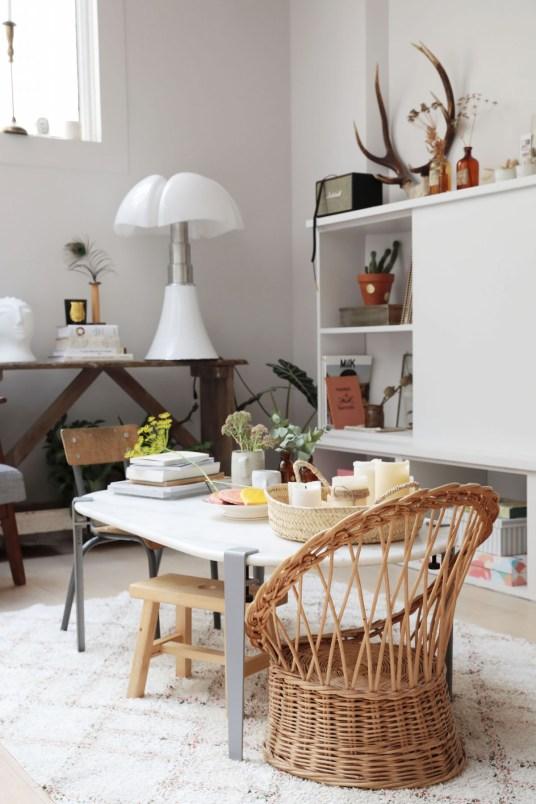 Home tour un duplex slow déco comme une maison // Hellø Blogzine blog déco lifestyle- www.hello-hello.fr