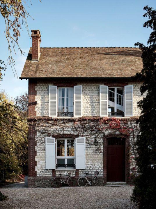 Des maisons d'hôtes déco en Normandie // Hëllø Blogzine blog deco & lifestyle www.hello-hello.fr