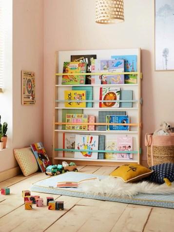 Où trouver une jolie bibliothèque pour les livres d'enfants // Hellø Blogzine - blog déco lifestyle - www.hello-hello.fr