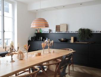 Visite vidéo de l'appartement parisien de Constance, créatrice de Marlot // Hellø Blogzine blog deco & lifestyle www.hello-hello.fr