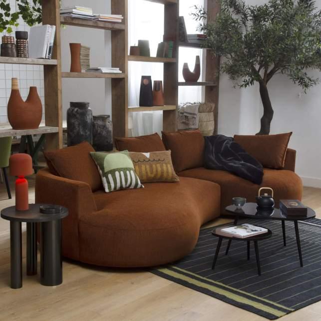 Notre sélection de canapés seventies // Hellø Blogzine blog deco & lifestyle www.hello-hello.fr