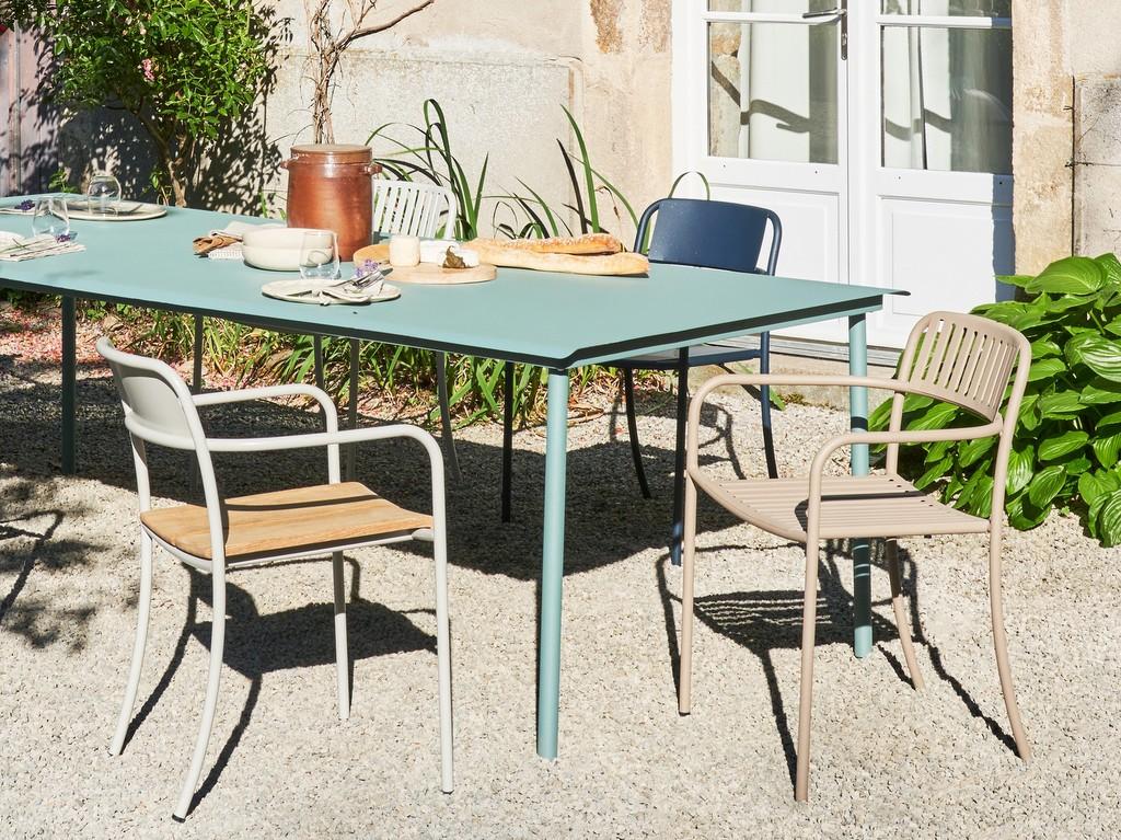 Patio, la nouvelle collection outdoor de Tolix // Hellø Blogzine - Blog déco Lifestyle - www.hello-hello.fr