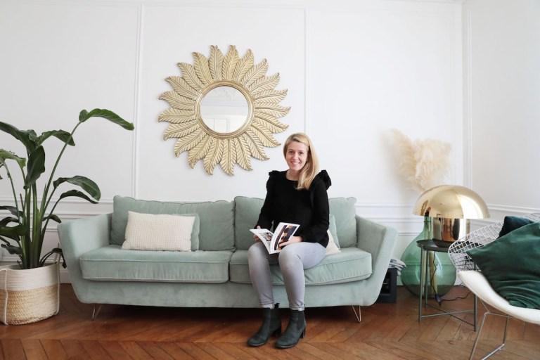 L'appartement DIY et seconde main de The Brocantist // Hellø Blogzine blog deco & lifestyle www.hello-hello.fr