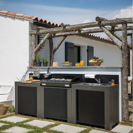 5 conseils pour aménager une cuisine d'extérieur // Hellø Blogzine blog deco & lifestyle www.hello-hello.fr