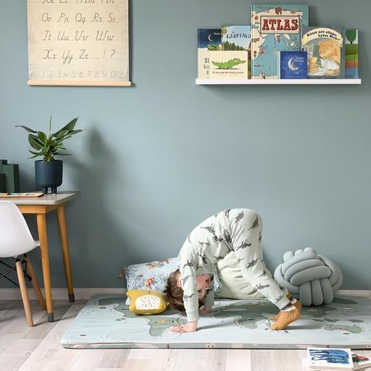 Des matelas de jeu pour les enfants // Hellø Blogzine blog deco & lifestyle www.hello-hello.fr