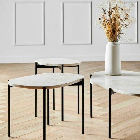 Où trouver du mobilier et de la décoration en travertin? // Hellø Blogzine blog deco & lifestyle www.hello-hello.fr