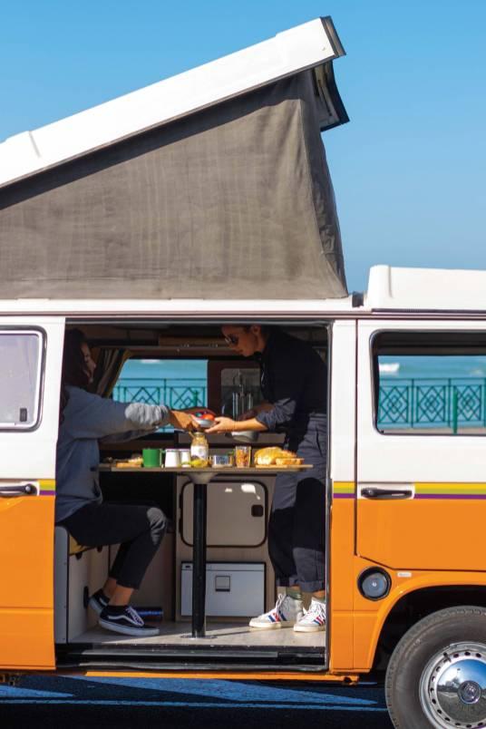 Road trip en van // Hellø Blogzine - Blog déco lifestyle - www.hello-hello.fr