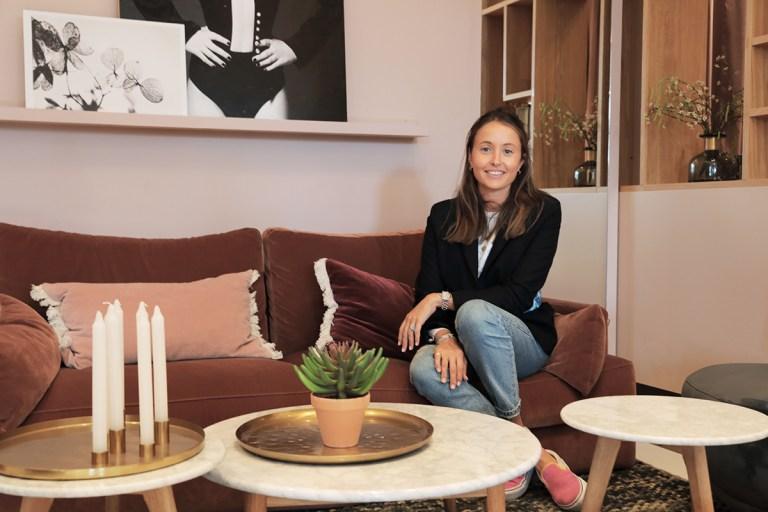 Hellø reçoit Charlotte Cadé, cofondatrice de Selency sur son podcast Unplugged // Hellø Blogzine blog deco & lifestyle www.hello-hello.fr