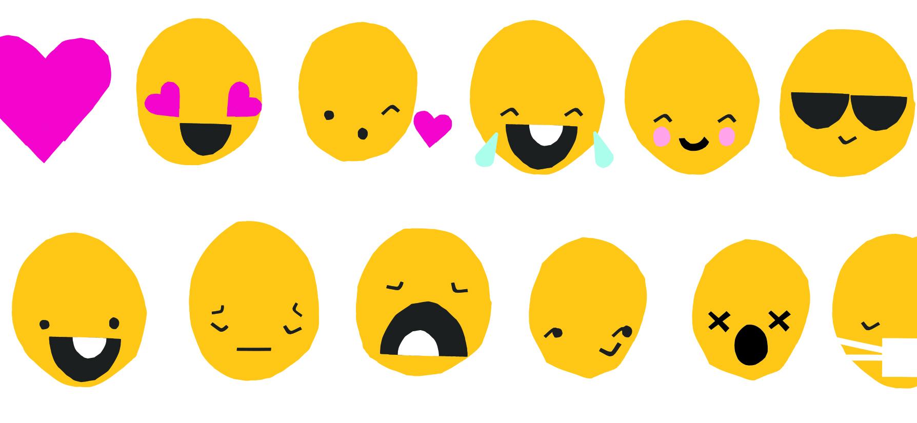 Emoji Time