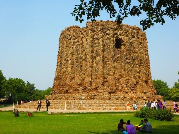 Delhi - 2013.10.20 -  Qutab Minar (6)