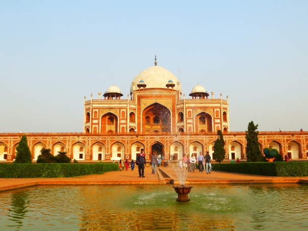 Delhi - 2013.10.20 -  Humayun Tumb (1)