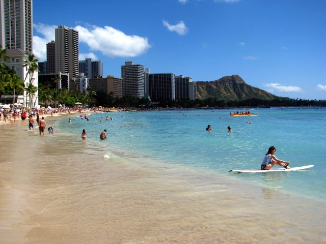 Waikiki-Beach-Hawaii
