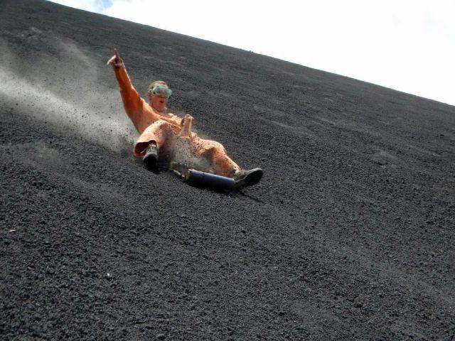 2014.07.28 - Leon Volcano Boarding 16