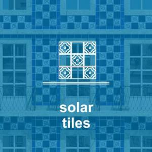 Solar Tiles by Nice Visions