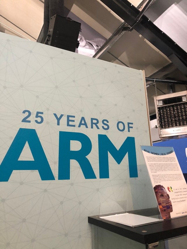 25-years-of-arm Computing History Museum vintage computing
